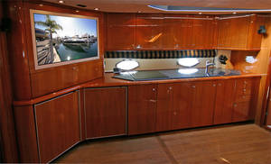 SOLD! 68' Sunseeker Predator 2005 Click here for Virtual Tour! Experience it first hand!